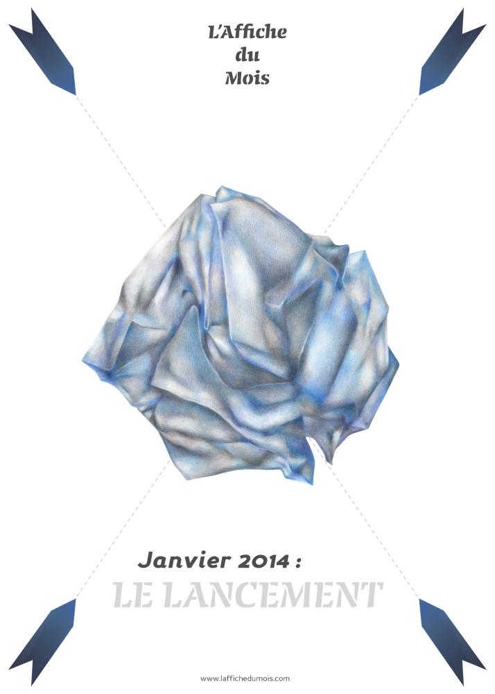 - l'affiche du mois- aline deguen