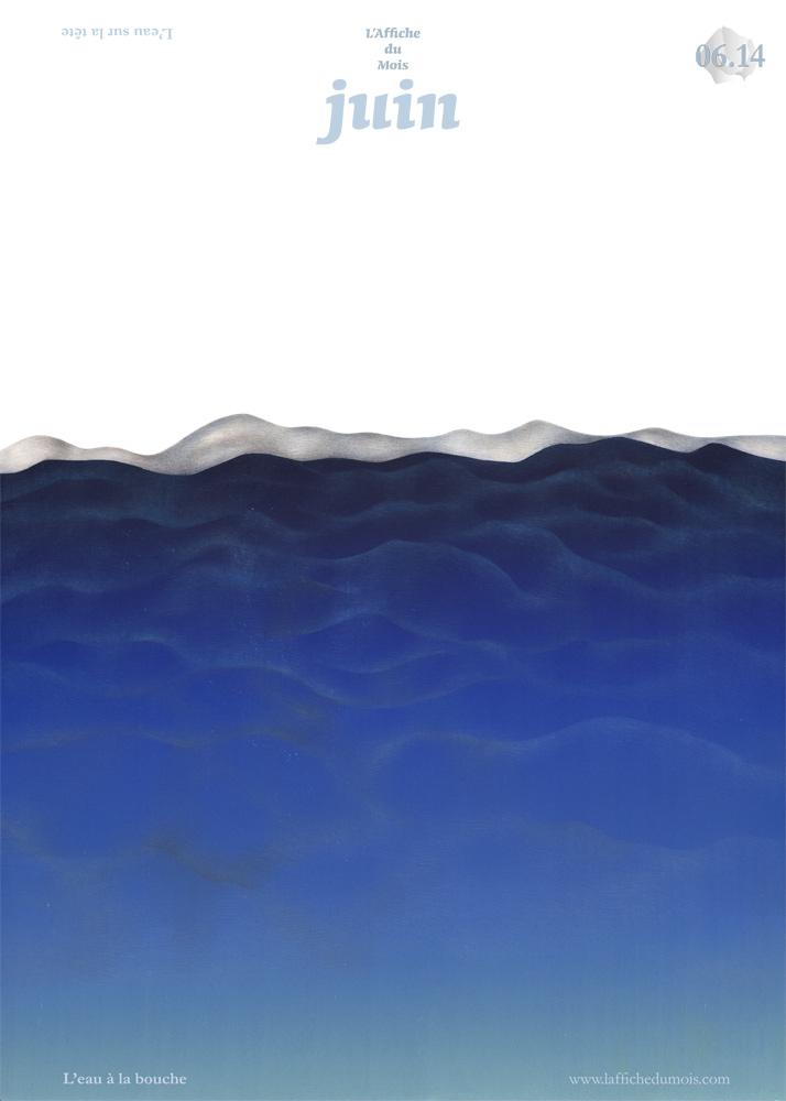 l'affiche du mois- aline deguen